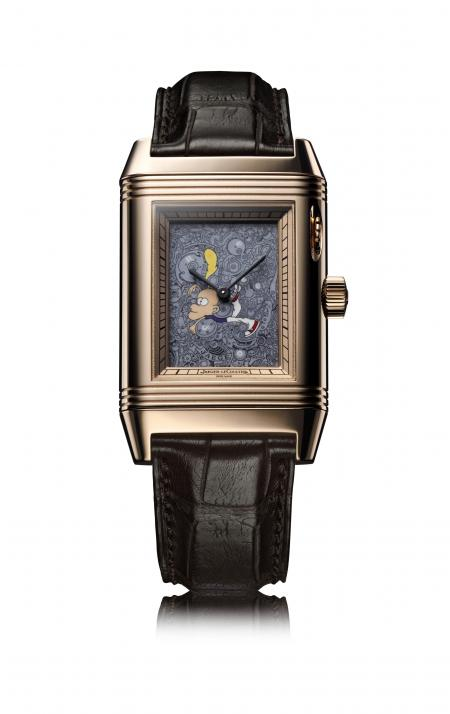 "The Reverso personnalized by Zep will be auctioned by the Artcurial auction house on November 29, 2011 in Paris for the benefit of ""Monaco Association against Duchenne Muscular Dystrophy""."