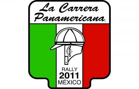 La Carrera Panamericana 2011 : logo.