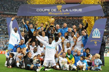 Parmigiani continues in the 2011-2012 season his partnership with the team Olympique de Marseille.