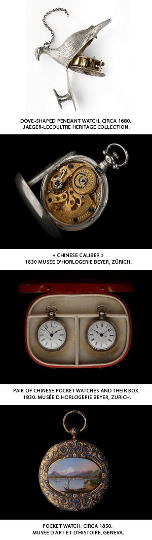 Shanghai World Expo 2010 : Swiss Horological Art from its origins to today