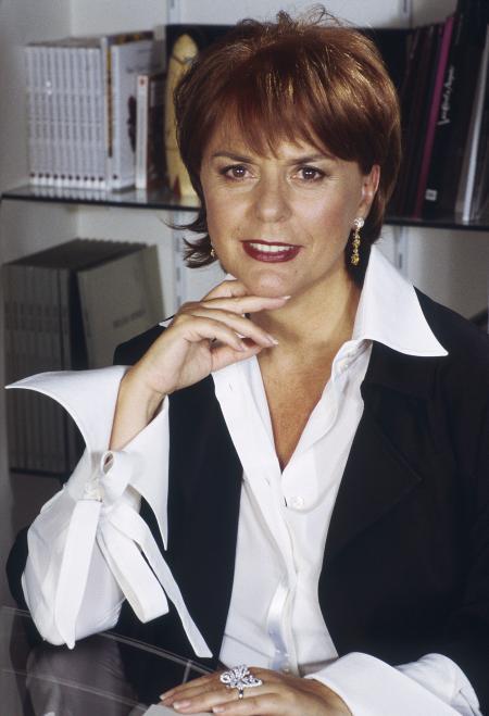Marie Vallanet-Delhom : President of L'ECOLE Van Cleef & Arpels.