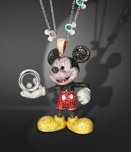 Happy Mickey Collection - Necklace.