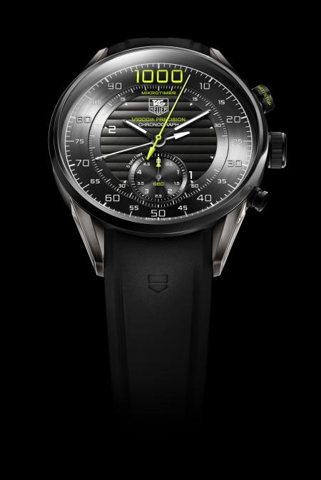 TAG Heuer Mikrotimer Flying 1000 Limited Edition.