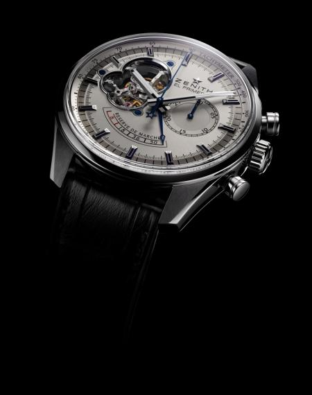 The El Primero Chronomaster Open offered to the laureates.