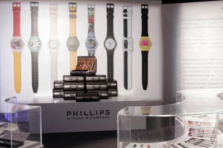 The Blum Collection comprises some 4,363 watches was sold at a historical amount of HK$ 51'707'500.