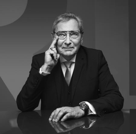 Mr. Roger Dubuis - Nicolas Guerin, Paris © ROGER DUBUIS 2011