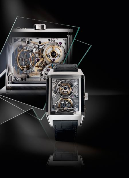 The Reverso Gyrotourbillon - p. 21 of the YEARBOOK FIVE.