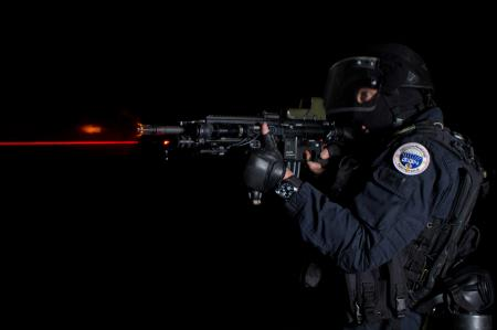 Man of the GIGN.