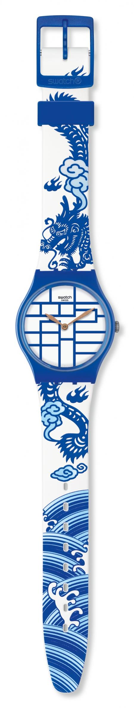 Swatch - Original Gent / Year of the Dragon