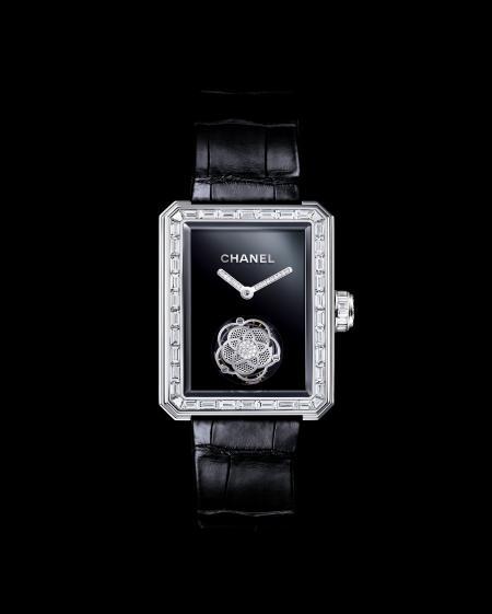 Chanel Première Flying Tourbillon watch.