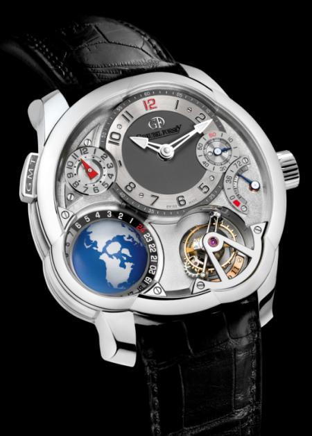 Greubel Forsey GMT - White gold