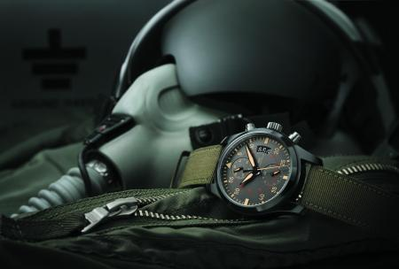 IWC - Pilot's Watch Chronograph TOP GUN Miramar. Mood