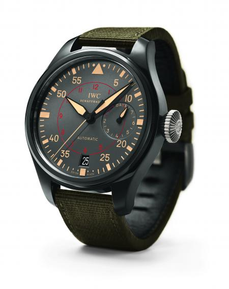 IWC - Big Pilot's Watch TOP GUN Miramar.