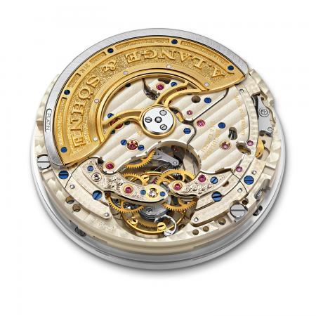 A. Lange & Söhne - Lange 1 Tourbillon Perpetual Calendar - Movement
