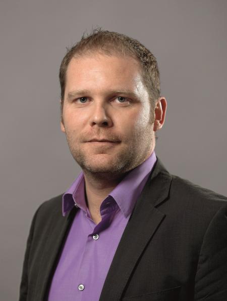 David Vallata is the new Vice President of Eterna.