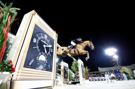 Edwina Tops-Alexander, Global Champions Tour in partnership with Jaeger-LeCoultre. ©Stefano Grasso