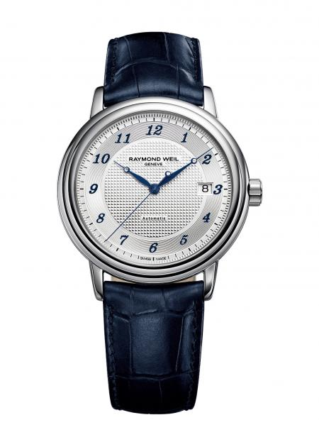 The Maestro Mouvement d'Espoir - Edition spéciale 2012 is available on the Facebook Raymond Weil's page.