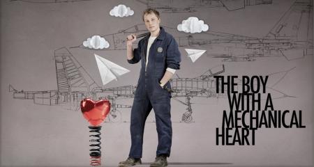 Frederic Kuzniak - The boy with mechanical heart