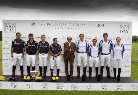 The British Polo Day Charity Cup 2011
