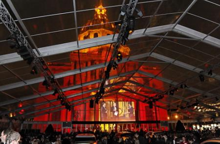 Bell & Ross presented the Palme d'Or at the 27th International Automobile Festival