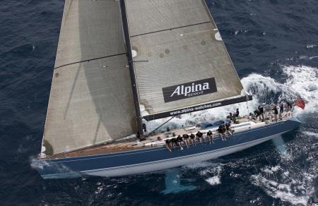 The Alpina Swann 80.