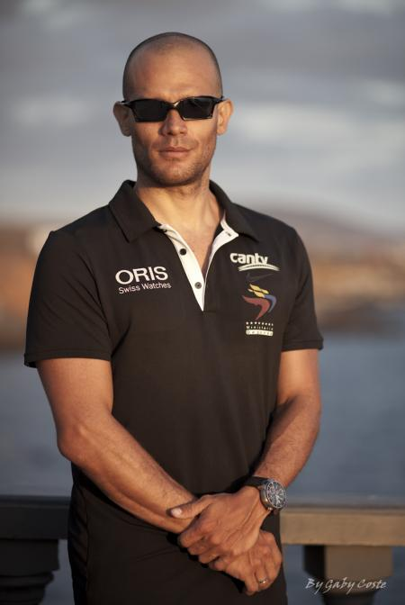 Carlos Coste – Proud ambassador of Oris – Swiss Watches.
