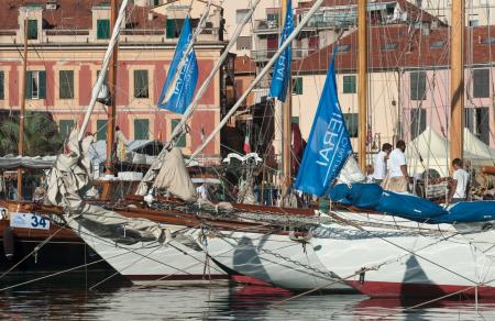 Imperia in Italy hosts from 5 to 9th september 2012 the fourth of the Mediterranean circuit of the Panerai Classic Yachts Challenge.