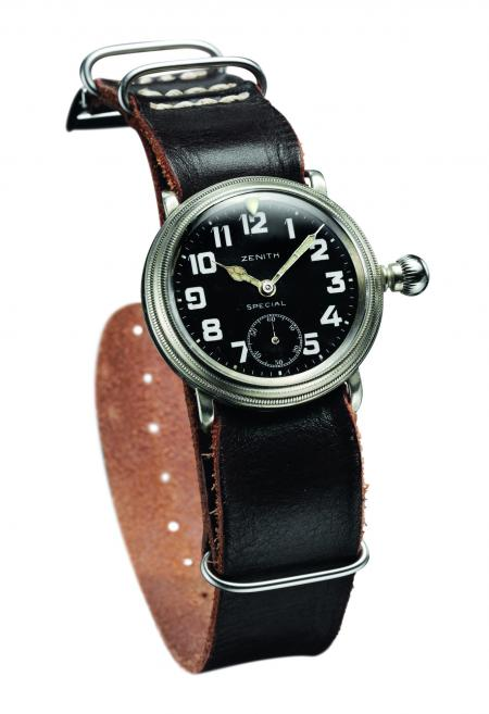 The historical Louis Blériot watch.