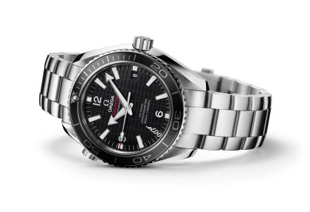 The Seamaster Planet Ocean 600M Skyfall Limited Edition.