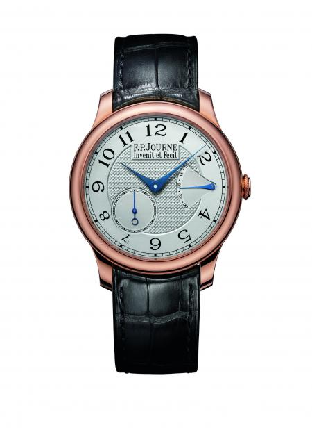 The Chronomètre Souverain F.P Journe has been awarded Best Men's Watch 2012 by the European Watch of the Year Award 2012.