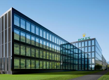Rolex, new building, Bienne. ©Rolex/Roger Frei