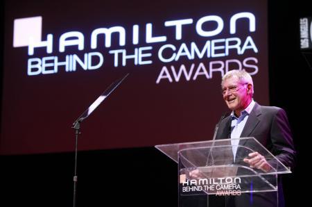 Harrison Ford during the 6th annual Hamilton Behind the Camera Awards.©Hamilton International Ltd
