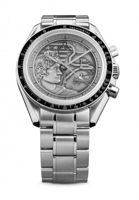 "The Omega Speedmaster Moonwatch ""Apollo XVII"" 40th Anniversary."
