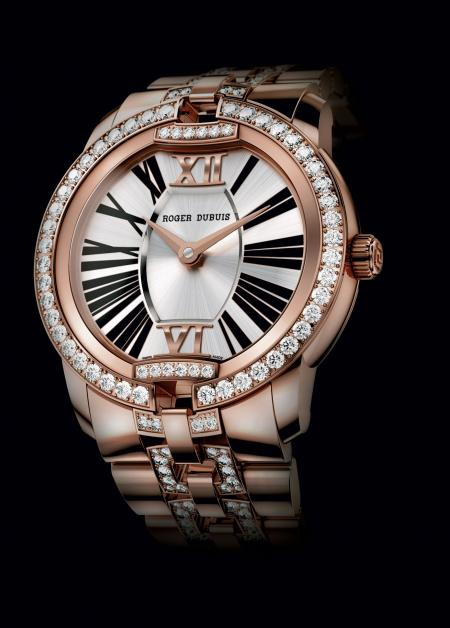 The Velvet watch in set pink gold wins the 2nd Prix du Jury (Montres Passion Magazine).