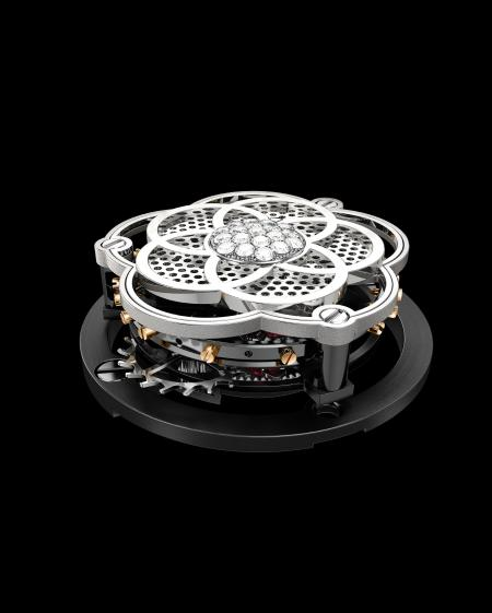 Chanel Première Flying Tourbillon - Focus on the tourbillon