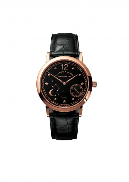 This 1815 Moonphase in pink-gold sold the double the original selling price.