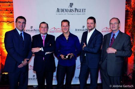 Michael Schumacher - Audemars-Piguet - Duesseldorf