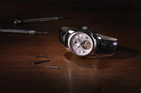 Frédérique Constant Heart Beat Manufacture watche.