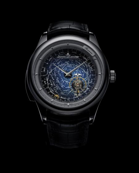 The Jaeger-LeCoultre Master Grande Tradition Grande Complication.