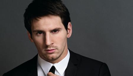 Leo Messi : Audemars Piguet ambassador and world's best football player in 2012.