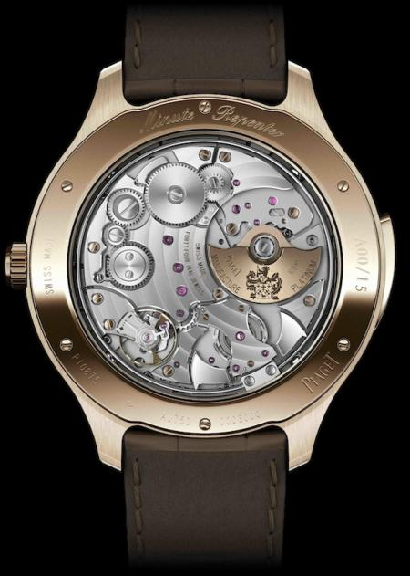 SIHH 2013 - Piaget Emperador Coussin Ultra-Thin Minute Repeater