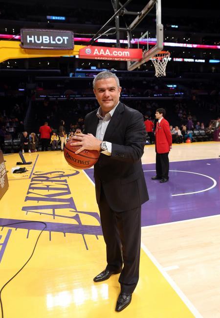 Ricardo Guadalupe, Hublot CEO.