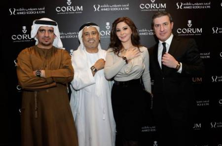 Mr. Mohammed Abdulmagied Seddiqi, Mr. Abdul Hamied Seddiqi, Ms. Elissa Khoury and Mr. Antonio Calce.