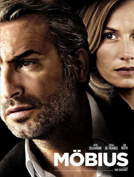Möbius of Eric Rochant, with Jean Dujardin and Cécile de France - In theatres from February 27 2013.