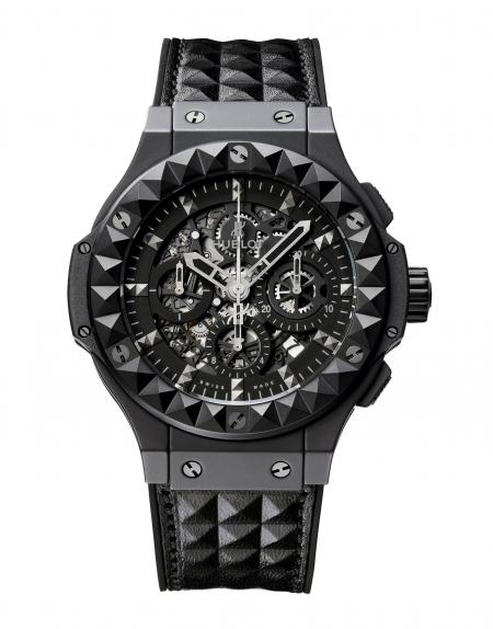 The Big Bang Depeche Mode : a limited series of 250 numbered watches.