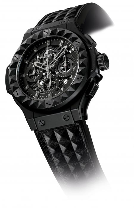 Depeche Mode and Hublot – a fusion of talent and passion for a Big Bang to benefit charity: water!