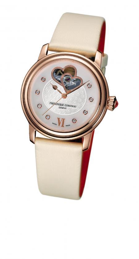 Frédérique Constant Ladies World Heart Federation Automatic watche.