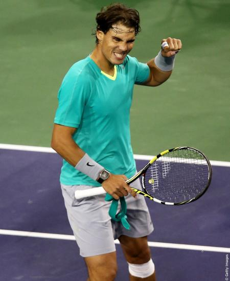 Raphael Nadal. ©Getty Images