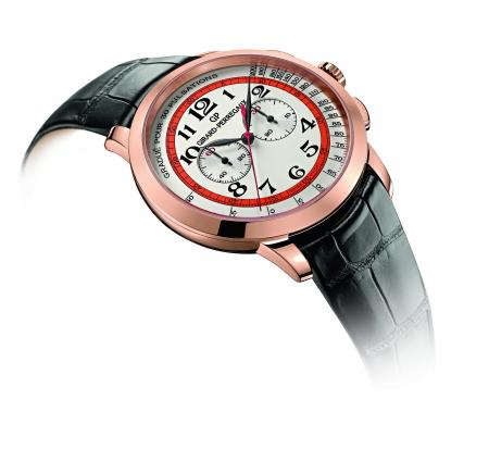 Girard-Perregaux 1966 Chronograph Doctor's Watch Limited-Edition Series for Dubail.