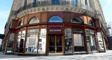 Bucherer opens today in Paris